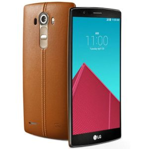 LG G4 332GB Leather - Brown