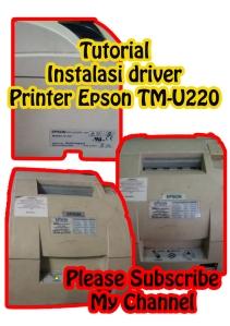 Epson TM-U220